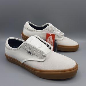 NEW Vans Chima Ferguson Pro Reflective White Gum